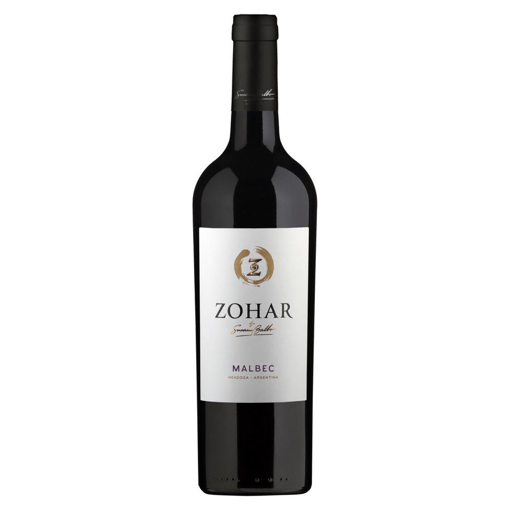 Vinho Tinto Argentino Susana Balbo Zohar Malbec