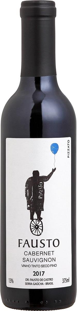 Vinho Tinto Brasileiro Fausto Cabernet Sauvignon