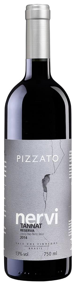 Vinho Tinto Brasileiro Nervi Tannat Reserva Pizzato