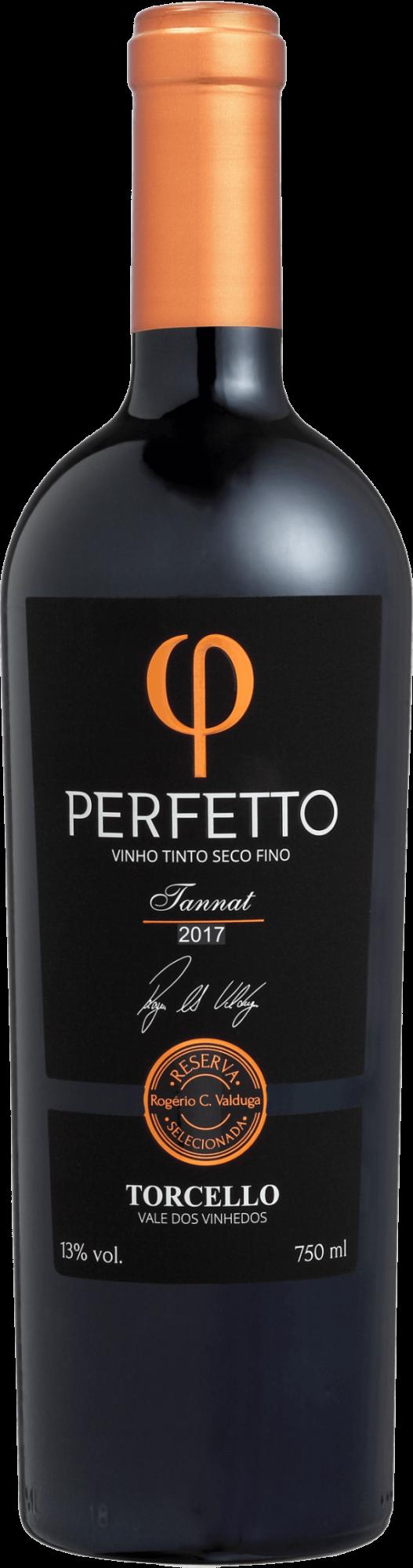 Vinho Tinto Brasileiro Torcello Perfetto Tannat 2017