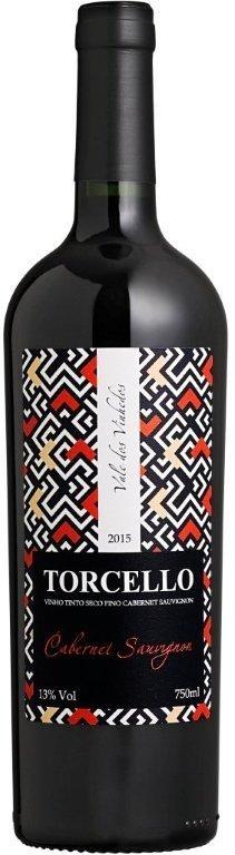 Vinho Tinto Brasileiro Torcello Cabernet Sauvignon
