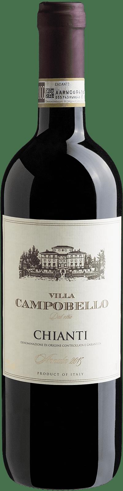 Vinho Tinto Chianti DOCG Campobello