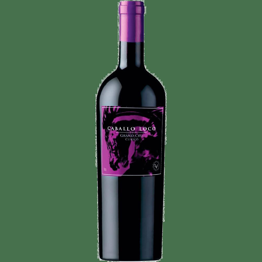 Vinho Tinto Chileno Caballo Loco Grand Cru Curicó 2019