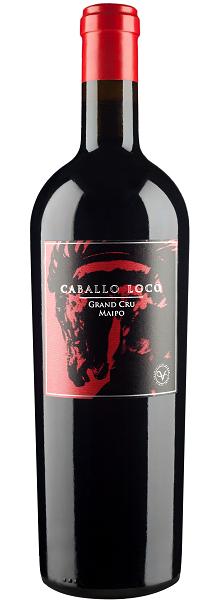 Vinho Tinto Chileno Caballo Loco Grand Cru Maipo