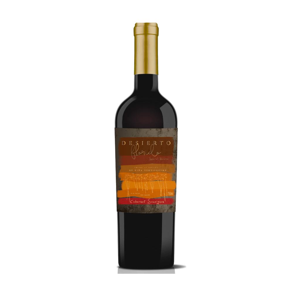 Vinho Tinto Chileno Desierto Florido Special Reserve Cabernet Sauvignon