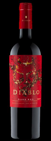 Vinho Tinto Chileno Diablo Dark Red