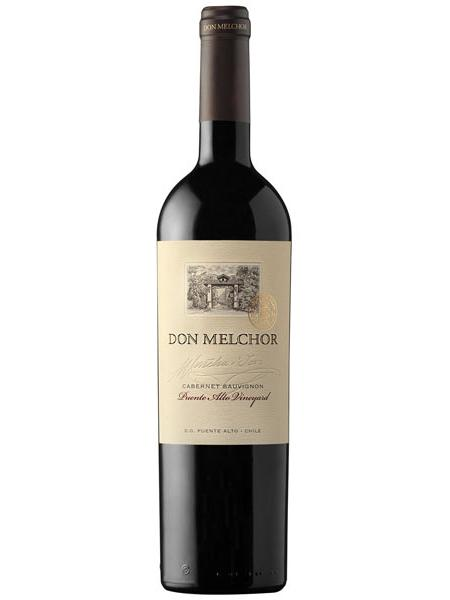 Vinho Tinto Chileno Don Melchor 2018 100pts
