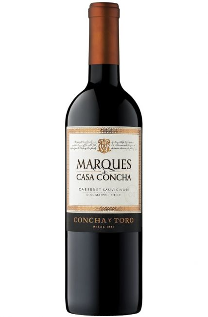 Vinho Tinto Chileno Marques de Casa Concha 2016