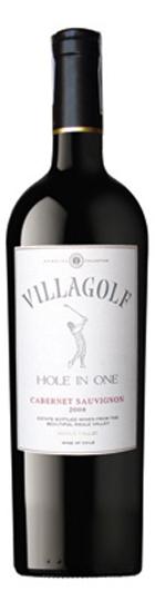 Vinho Tinto Chileno Villagolf Hole In One Cabernet Sauvignon