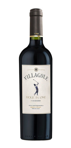 Vinho Tinto Chileno Villagolf Hole In One Carmene