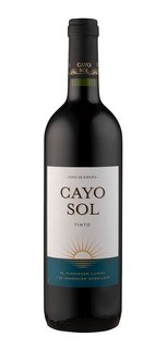 Vinho Tinto Espanhol Cayo Sol