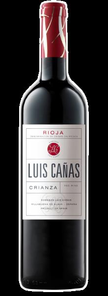 Vinho Tinto Espanhol Luis Canãs Crianza
