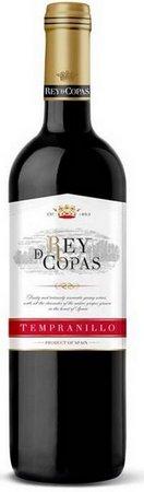 Vinho Tinto Espanhol Rey De Copas
