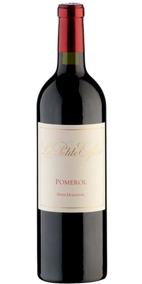 Vinho Tinto Frances La Petite Eglise 2007 POMEROL