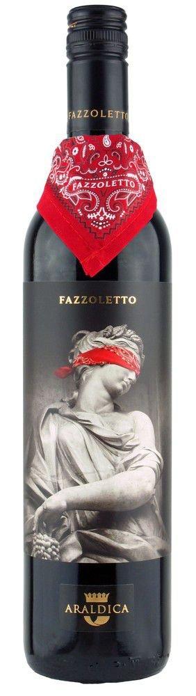 Vinho  Tinto Italiano Fazzoletto Barbera