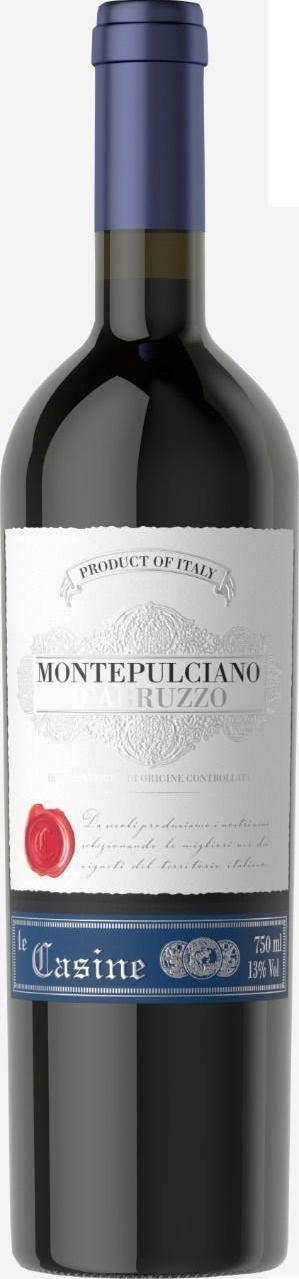 Vinho Tinto Italiano Montelpuciano D´Abruzzo