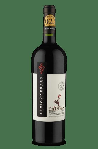 Vinho Tinto Nacional Lidio Carraro Dadivas Merlot-Cabernet Sauvignon