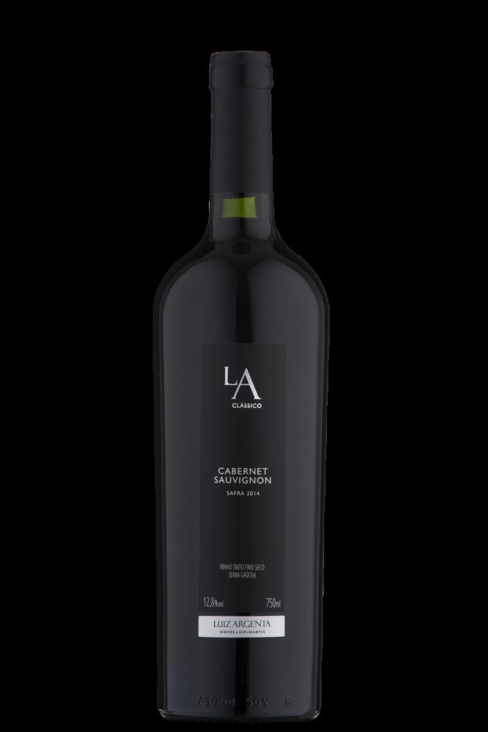 Vinho Tinto Nacional  Luiz Argenta Cabernet  Franc 2017
