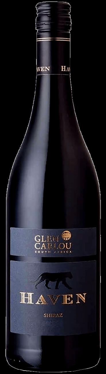 Vinho tinto Sul-Africano Haven Syrah Glen Carlou