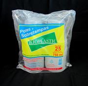 Kit Pote e Tampa 750ml (25 unidades) - Rioplastic