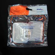 Marmita Fit 400 ml (10 unidades) G-303