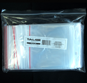 Saco Zip Lock N05 10x14,3 (100 unidades)