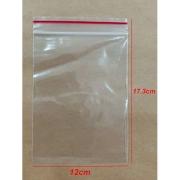 Saco Zip Lock N06 12x17,3 (100 unidades)