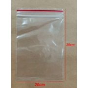 Saco Zip Lock N09 20x28 (100 unidades)