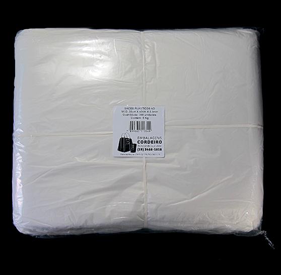 Saco AD | 30x40x0,003 - 5kg