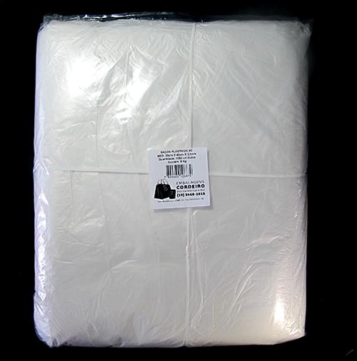 Saco AD Alta Densidade | 35x45x0,003 - 5kg