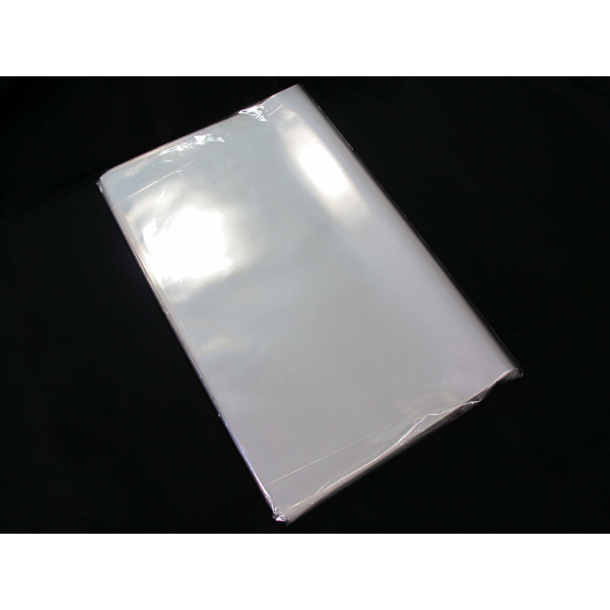 Saco PP Polipropileno 15x20x0,006 Sem Furo - 1kg