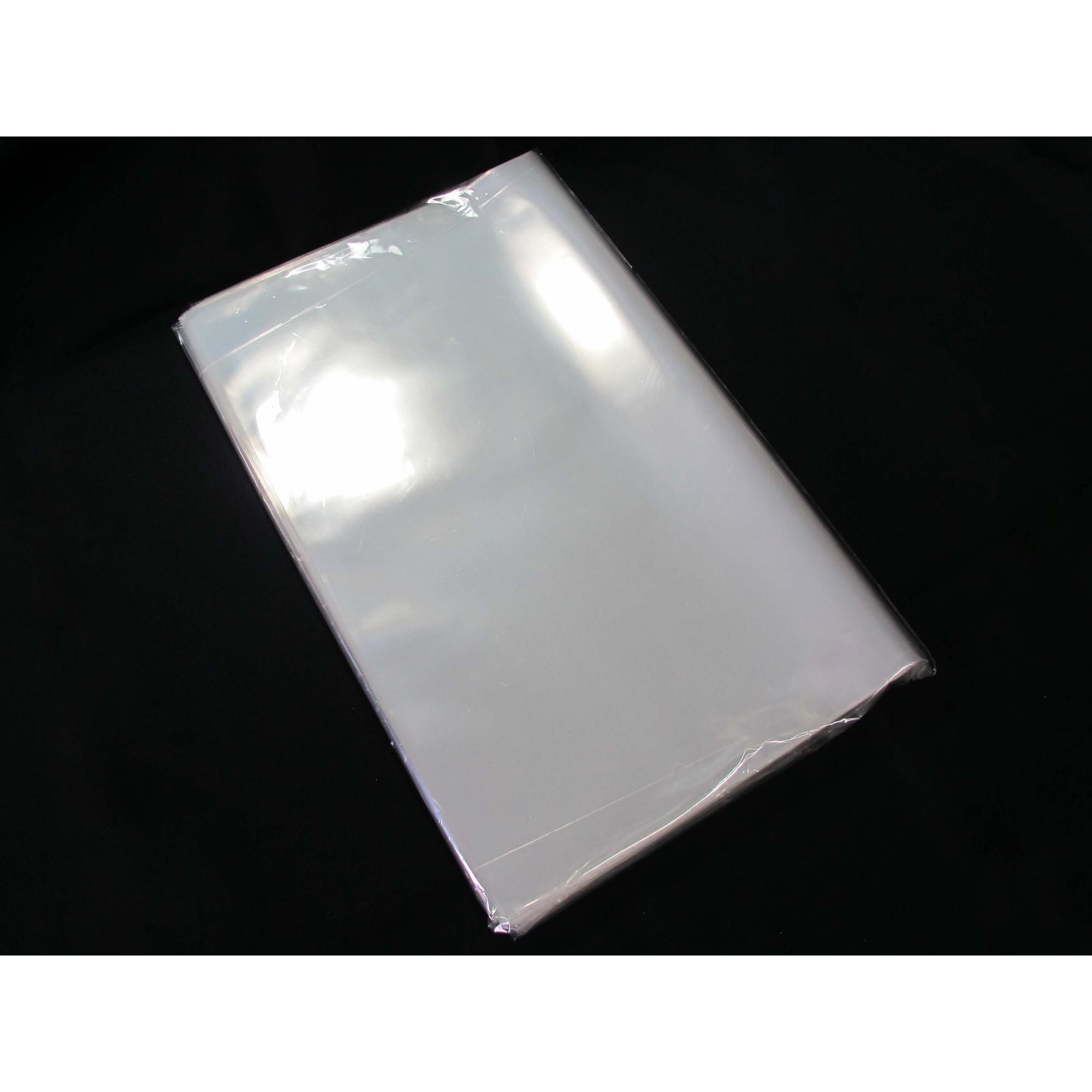 Saco PP Polipropileno 22x35x0,006 Com Furo - 1kg