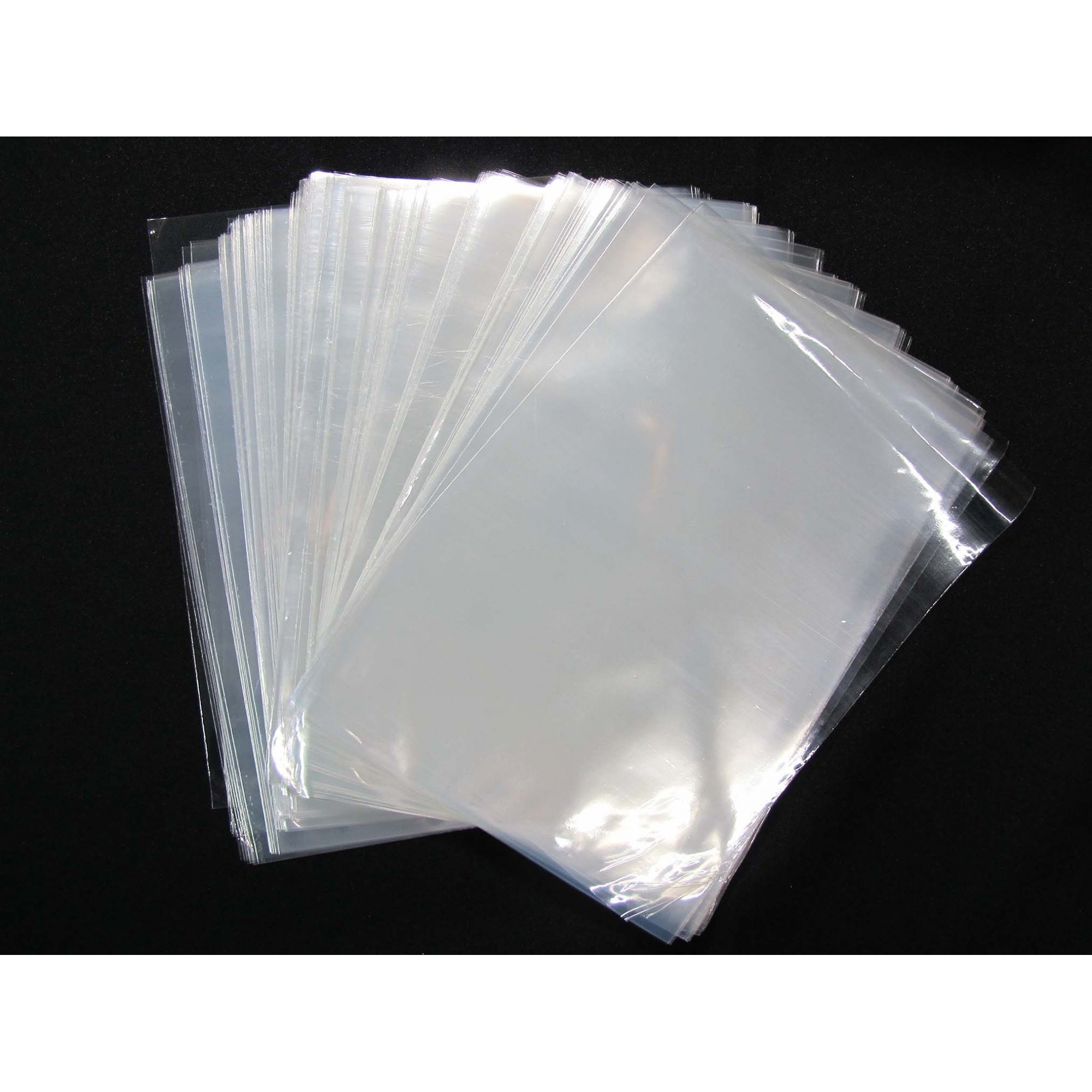 Saco PP Polipropileno 25x45x0,005 Sem Furo - 5kg