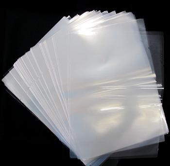 Saco PP Polipropileno 35x45x0,006 Com Furo - 1kg