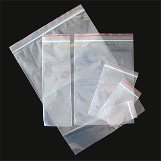 Saco Zip Lock - Pacote com 100 unidades (ESCOLHA O TAMANHO)