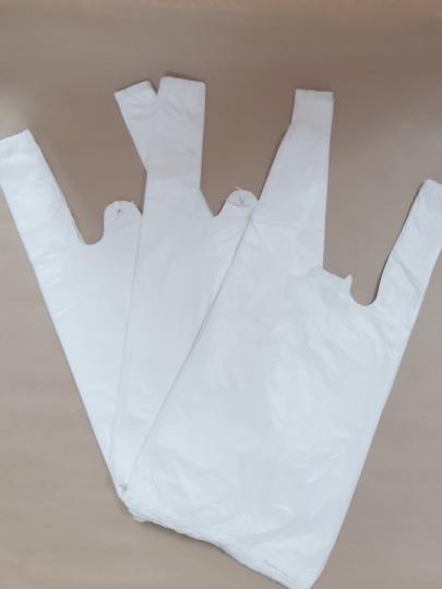 Sacola Branca 40x50cm (100 unidades)