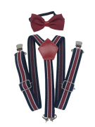 Suspensório com Gravata REF:002