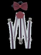 Suspensório e Gravata REF: 008