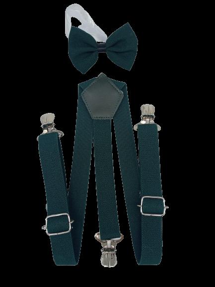 Suspensório com Gravata REF:036