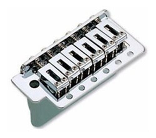 Ponte Guitarra Stratocaster Cromada Bs006 Sungi-il Korea