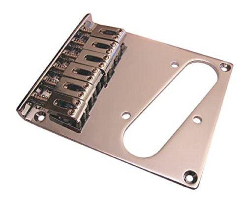 Ponte Guitarra Telecaster Bt 001 Sungi-il Cromada