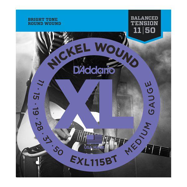 Encordoamento Daddario EXL para guitarra