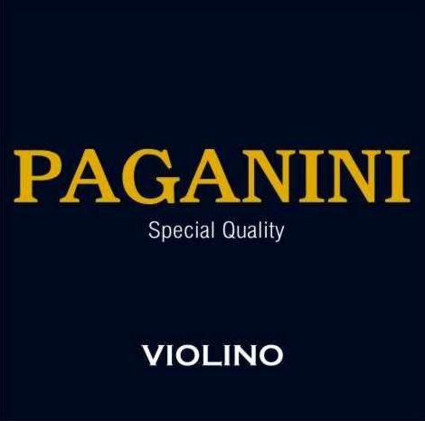 Encordoamento Paganini para violino