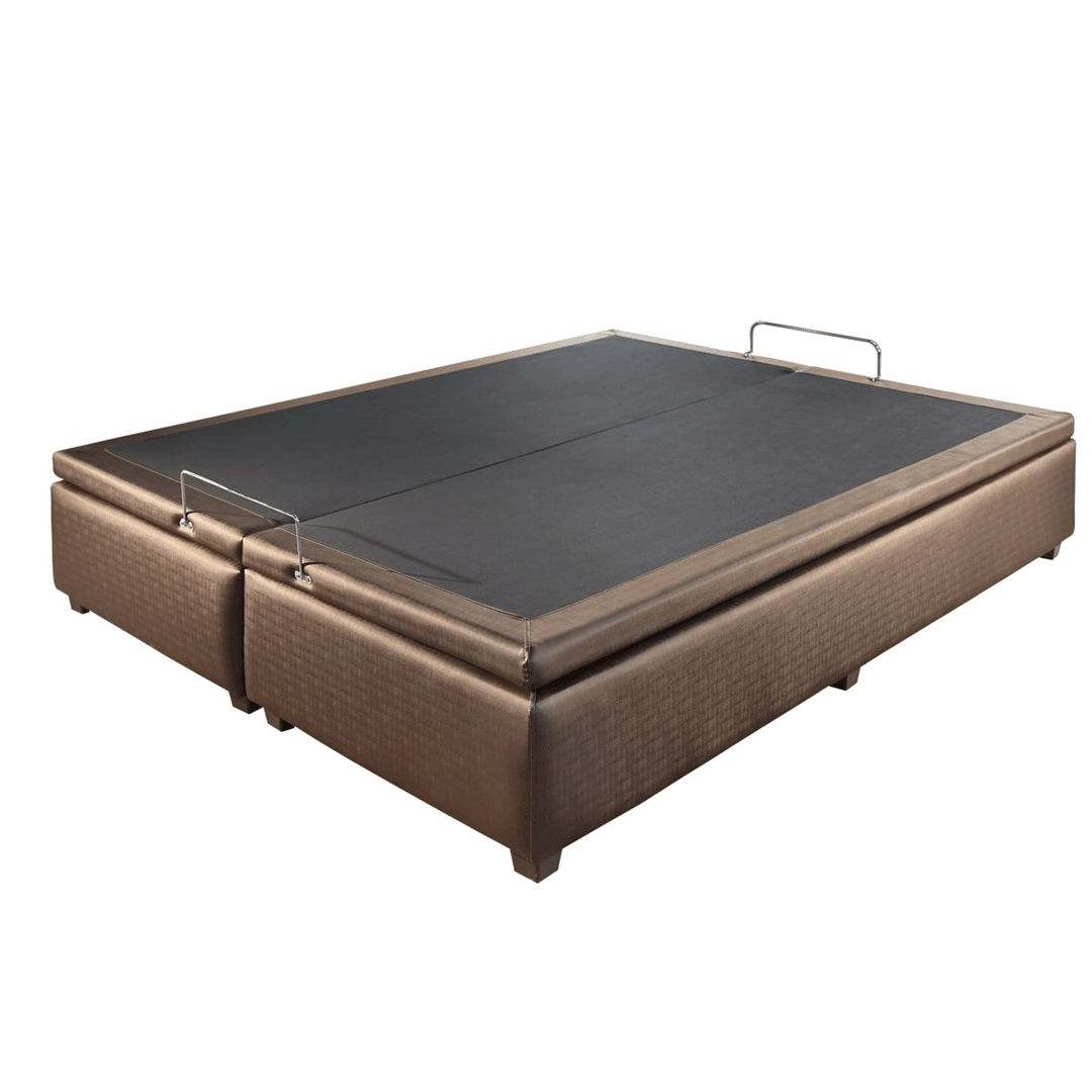 Base Para Cama Box Casal Baú Plataforma  MP1901