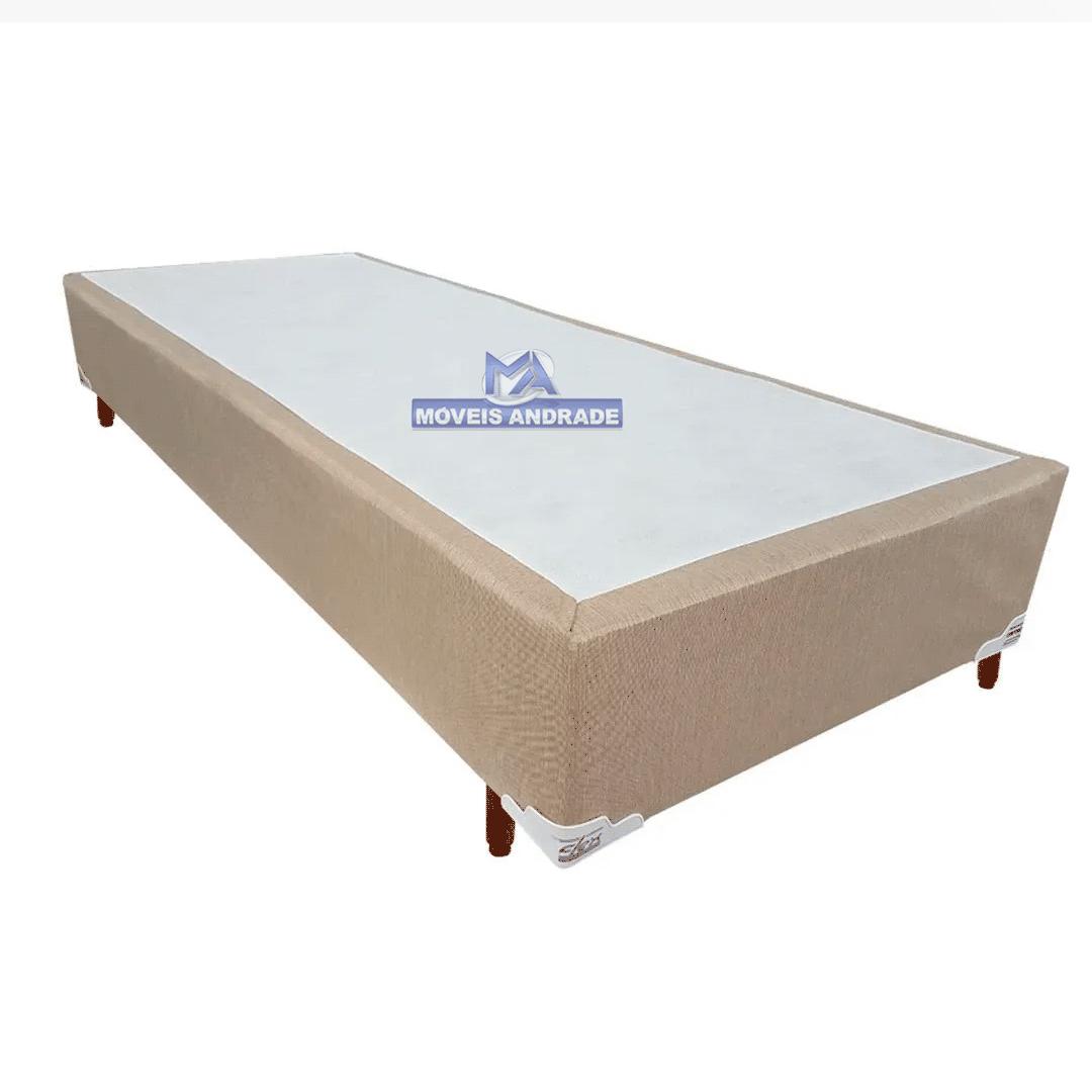 Base Para Cama Box Solteiro Orthoflex Linum