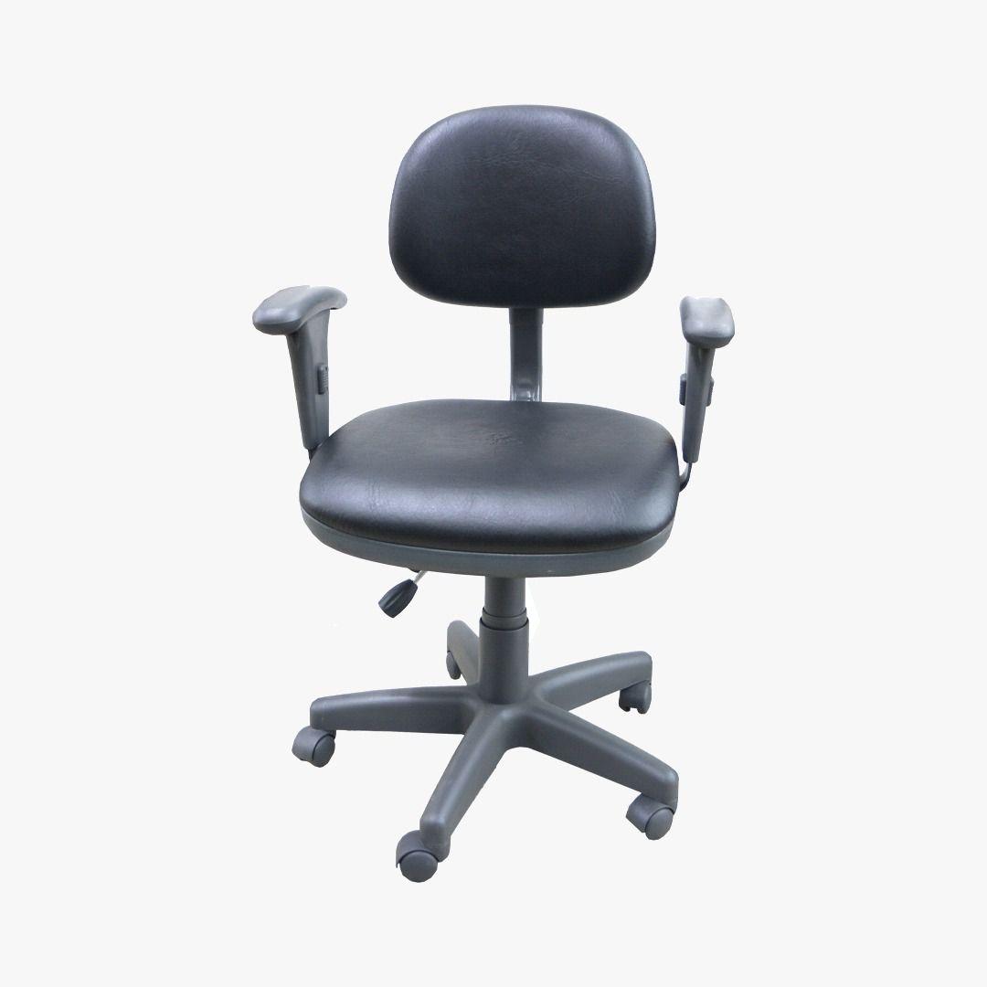 Cadeira Office Giratória com Braço