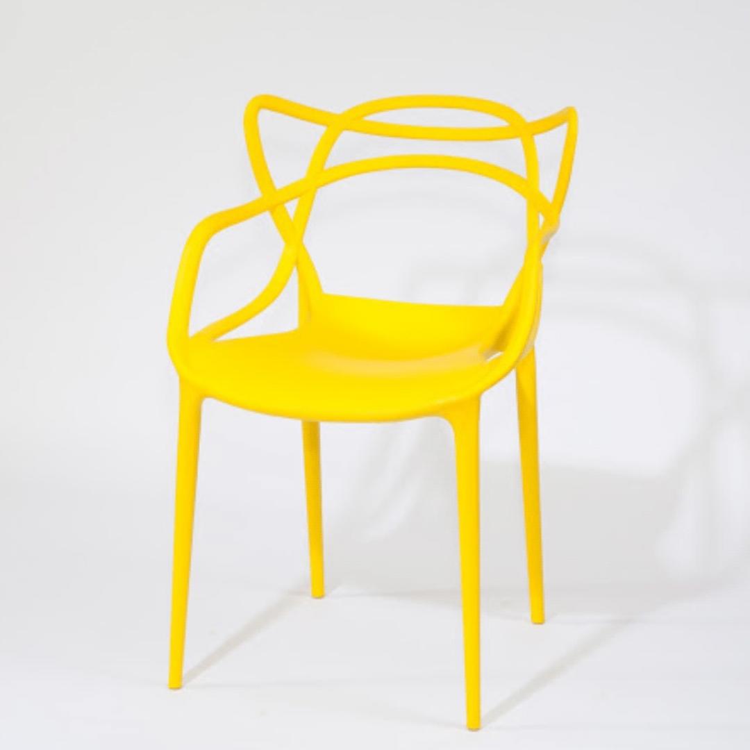 Cadeira Mozzoni Alegra Polipropileno