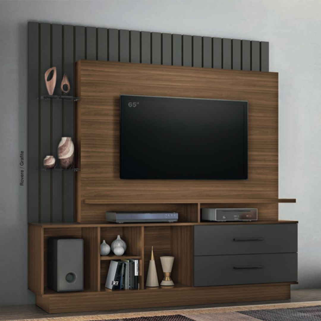 Estante Home JCM Fascínio para TV até 65 polegadas
