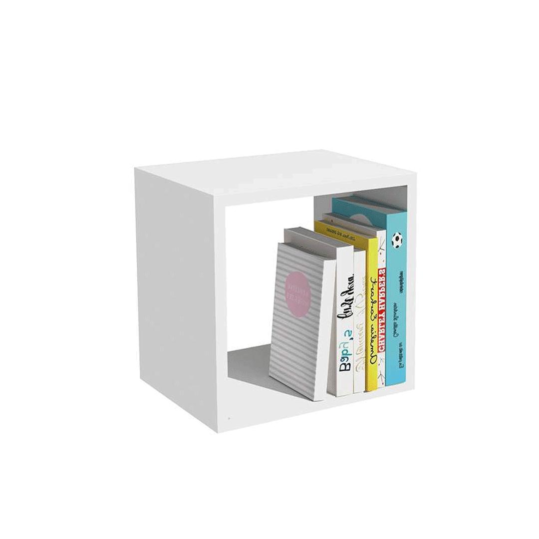 Nicho Quadrado Toy Tcil Branco