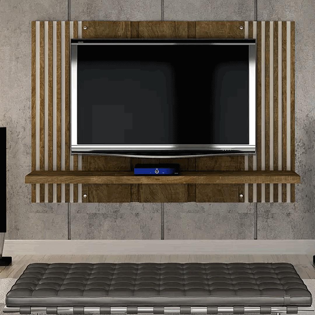 Painel Valdemóveis Bolonha Extensível para TV até 47 Polegadas